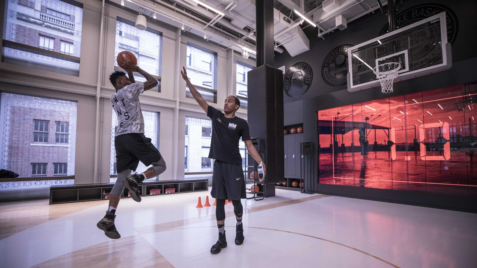 Nike Town Experiential Retail